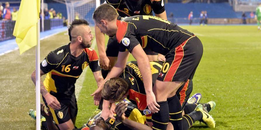 La Belgique quatrième mondiale