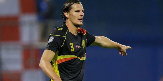 Van Buyten, fin de carrière internationale après le Mondial ?