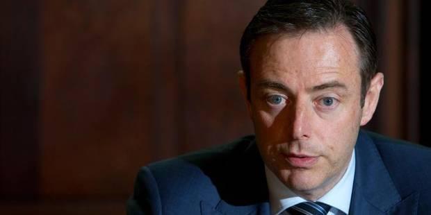 """De Wever: """"Ce sondage nous a réveillés"""" - La DH"""