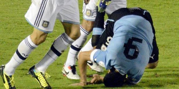 Suarez, un plongeon pour dépasser Messi - La DH