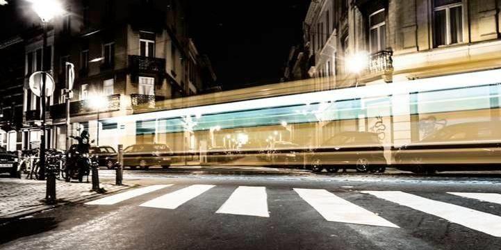 """Thomas Gunzig: """"Je ne pourrais pas vivre ailleurs qu'à Bruxelles"""""""