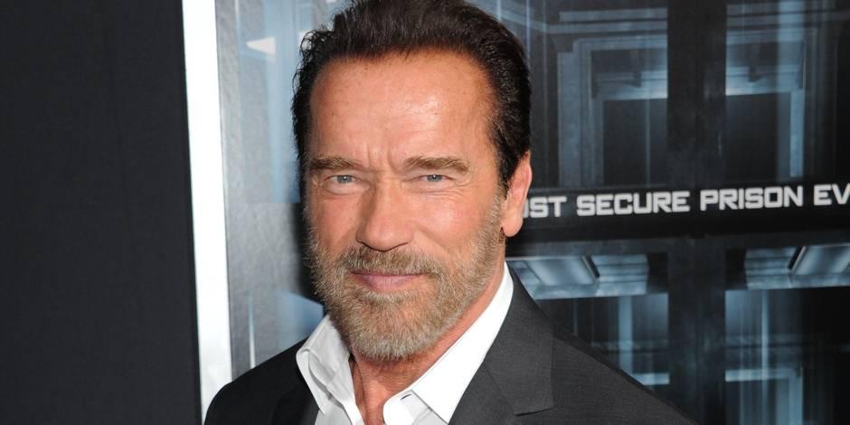 L'appétit sexuel de Schwarzenegger