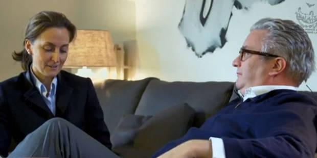 """Laurent à Claire: """"Peux-tu imaginer la richesse intellectuelle de pouvoir parler avec un poulpe?"""" - La DH"""