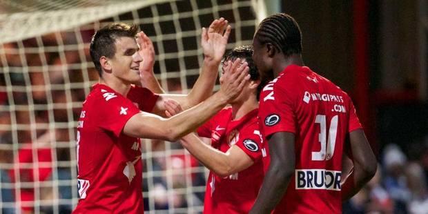 Courtrai martyrise le Club de Bruges (4-1) - La DH