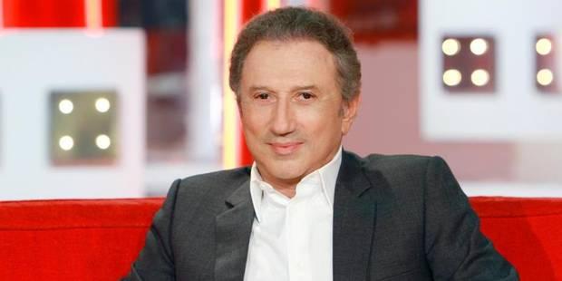 "Michel Drucker fusille Le Grand Journal"" - La DH"