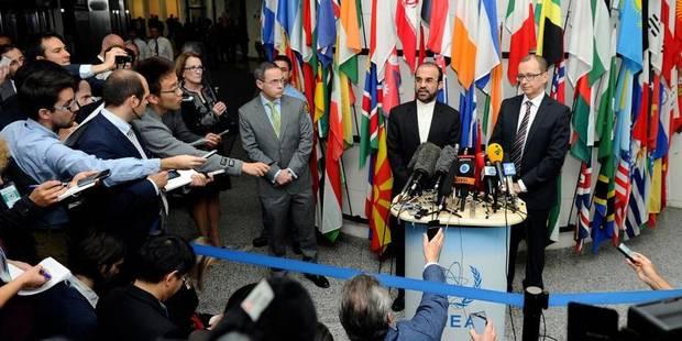 """Nucléaire: réunion """"très productive"""" Iran/AIEA - La DH"""