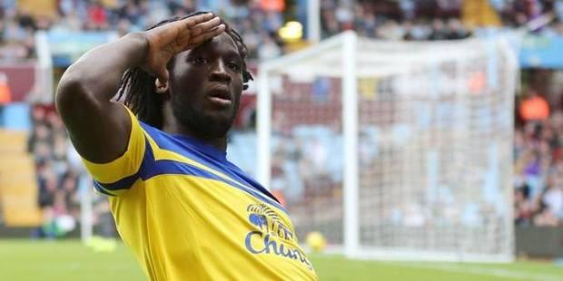 Lukaku élu joueur du mois à Everton - La DH