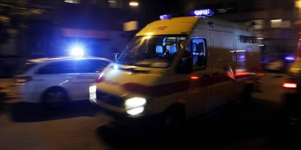 Un blessé grave dans un accident avec un conducteur fantôme sur le ring de Bruxelles - La DH