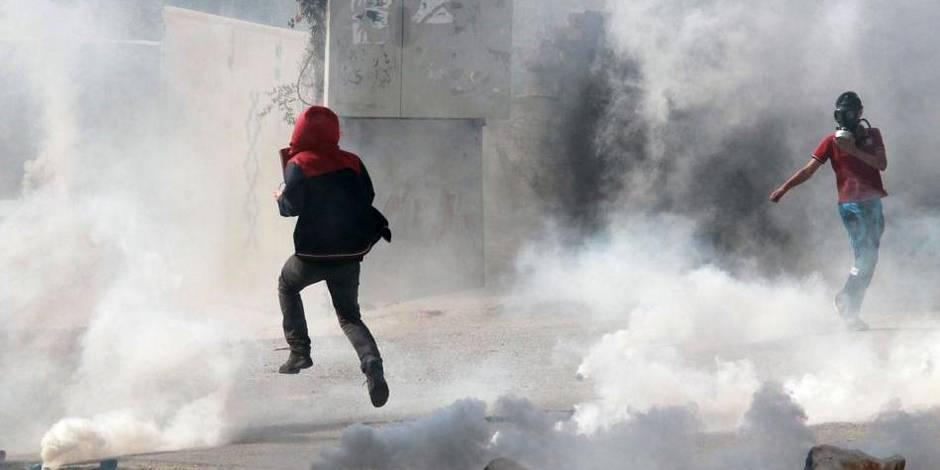 Israël lance une attaque contre la Syrie