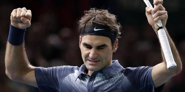 Paris-Bercy: Federer-Djokovic en demi-finale - La DH