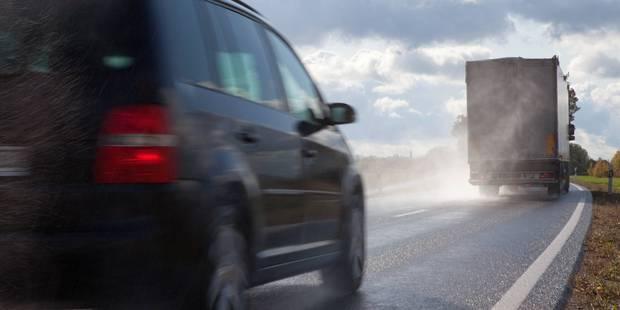 Un mort et deux blessés sur la route du Condroz à Tinlot - La DH