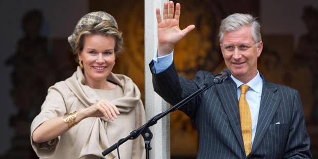 Joyeuse entrée: le couple royal terminera son tour à Bruxelles - La DH
