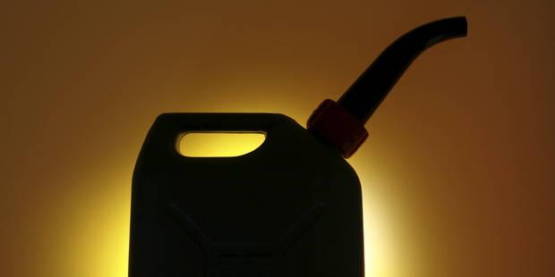 Brûlée vive avec de l'essence - La DH