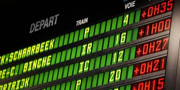 Grève du rail: prudence, circulation encore plus perturbée ce mardi soir - La DH