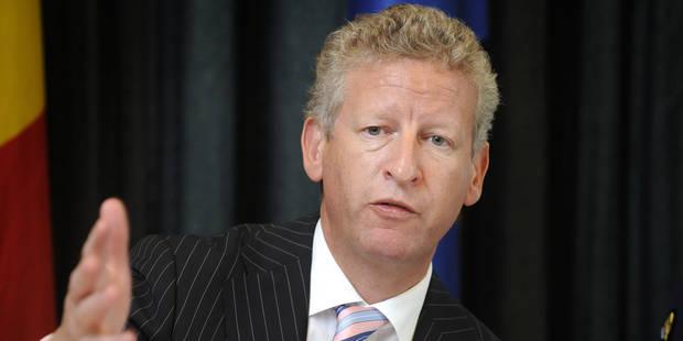 M. De Crem en catimini à Washington pour parler des relations transatlantiques - La DH