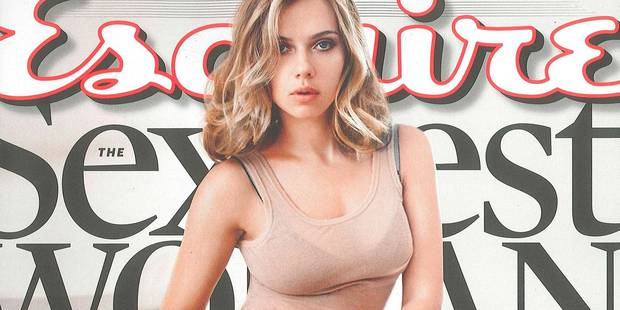 Scarlett Johansson aime... le porno! - La DH