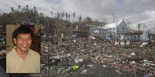 Philippines: Alex Cordero première victime belge - La DH