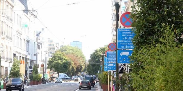 Pas de construction de grands parkings à Bruxelles - La DH
