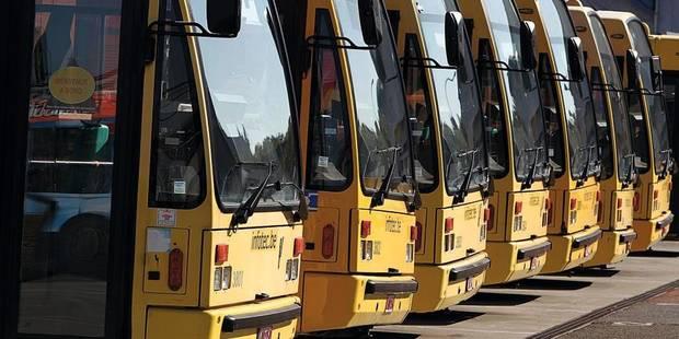 Grève TEC Liège-Verviers: la circulation reprend normalement jeudi matin - La DH