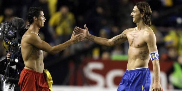 Deux équipes pour un Mondial: Suède-Portugal - La DH