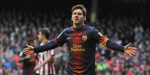Dix ans à Barcelone... et quatre blessures en sept mois pour Messi - La DH