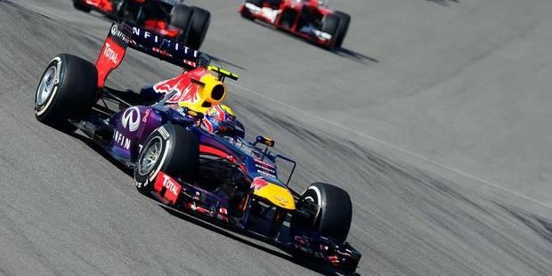 GP des Etats-Unis: Sebastian Vettel, l'insatiable - La DH