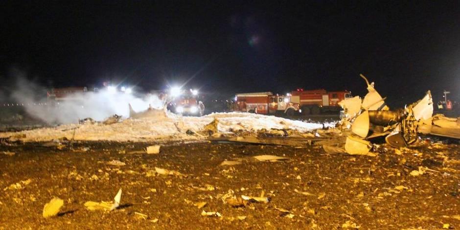 Crash d'un Boeing en Russie: l'avion avait déjà fait un accident en 2001