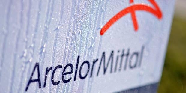 ArcelorMittal: le travail a repris à Ferblatil - La DH