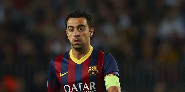 FC Barcelone: Xavi rétabli, Adriano touché à son tour - La DH