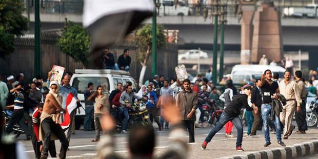 L'Egypte adopte une réforme controversée du droit de manifester                      AFP
