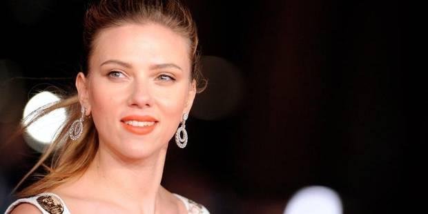 Scarlett Johansson victime d'un accident en plein tournage - La DH