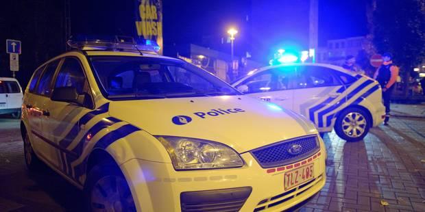 Il vole une voiture puis fonce sur des policiers - La DH