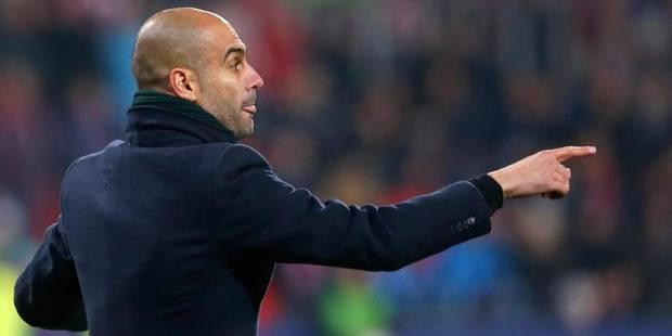 """Guardiola furieux contre la """"taupe"""" du Bayern - La DH"""