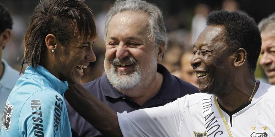 """Silence on tourne: le """"Roi Pelé"""" en finale pour Hollywood"""