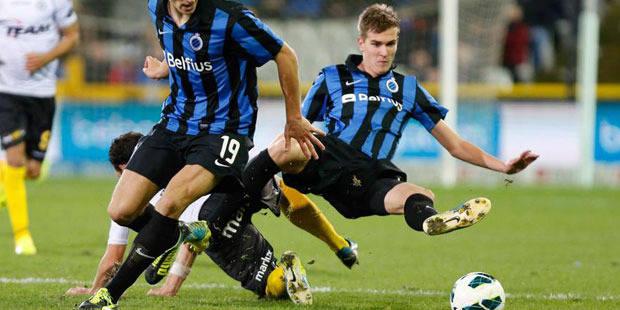 Le FC Bruges peut de nouveau compter sur Bjorn Engels - La DH