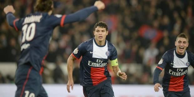 Le PSG dévore un Lyon sans crocs (4-0) - La DH