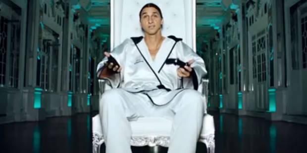 Ibrahimovic dans la pub pour la Xbox one - La DH