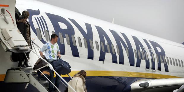 Ryanair veut développer ses activités à Charleroi dès septembre 2014 - La DH