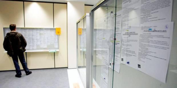 Le chômage en légère hausse sur base annuelle en Wallonie - La DH