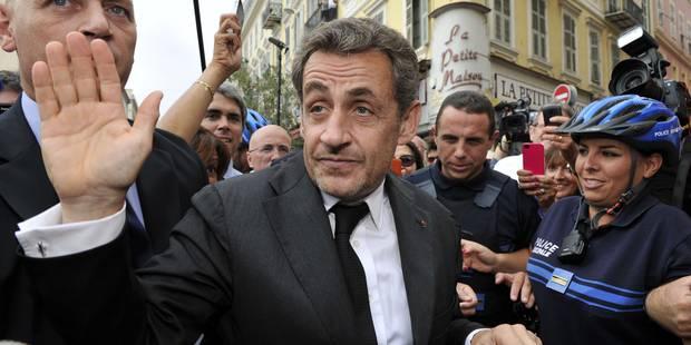 Un nouveau parti pour Sarkozy ? - La DH
