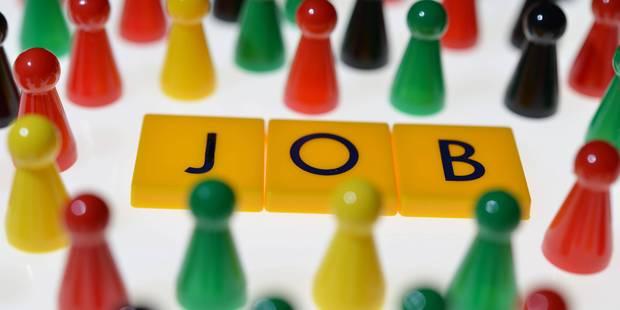 Plus de 25.000 emplois ont disparu en un an - La DH