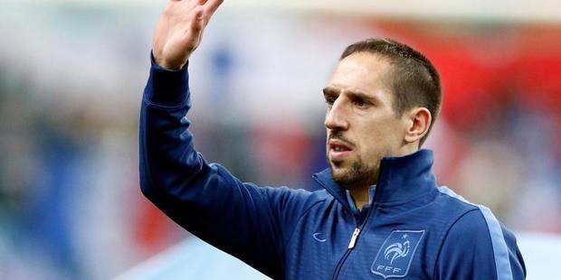 Franck Ribéry déjà récompensé par France-Football - La DH