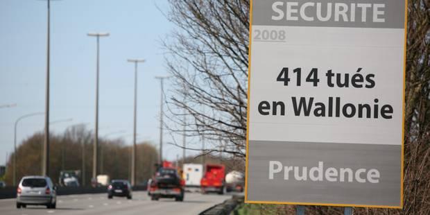 Deux blessés graves sur la E42 à Péruwelz - La DH
