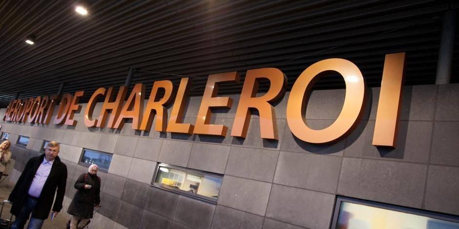 Vanter la Wallonie à l'aéroport de Charleroi