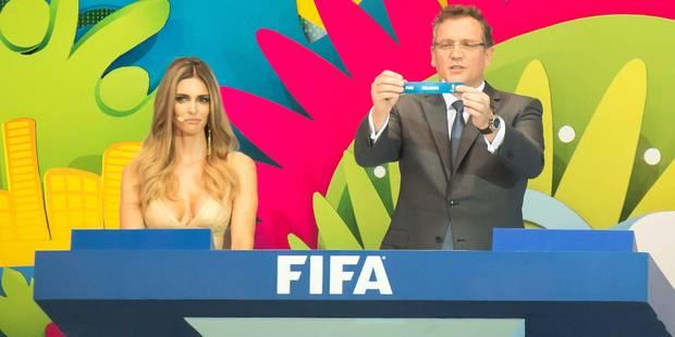 La Belgique n'a pas été la plus chanceuse lors du tirage du Mondial