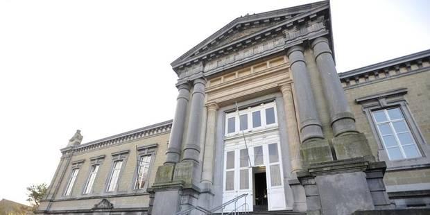 Alerte à la bombe au Palais de Justice de Tournai: le périmètre de sécurité levé - La DH