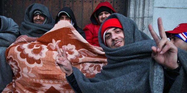 Afghans à Mons: Un accord a été trouvé - La DH