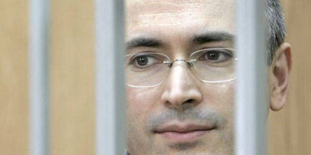 Khodorkovski met en garde les Pussy Riot - La DH
