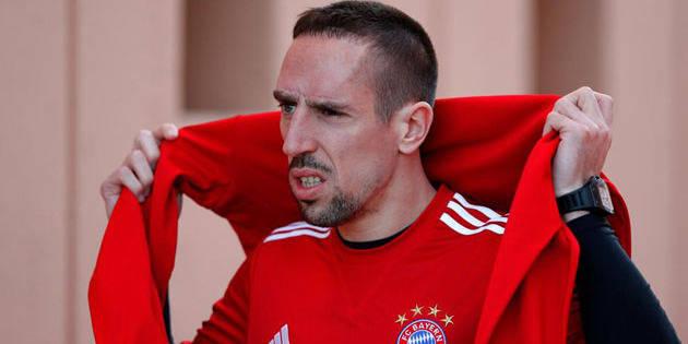 Ribéry détesté par un Français sur deux