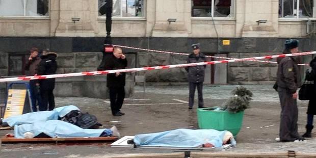 Attentat dans une gare de Volgograd: le bilan passe à 17 morts - La DH